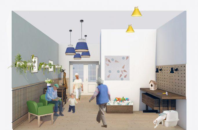 Care_Home_Renovation_garden_entrance_interior