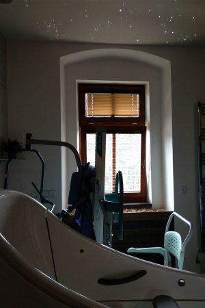 WeCare architecture healthcare dementia friendly environment elderly home Diakonie Krabčice Czech Republic