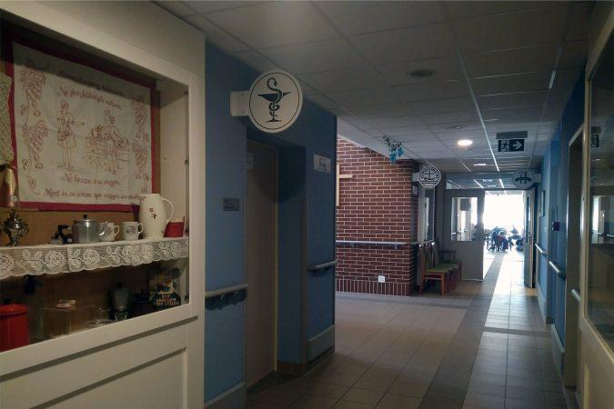 WeCare architecture healthcare dementia friendly environment Ozory Ház Care home Gödöllő Hungary