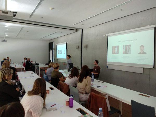 WeCare architecture healthcare dementia friendly environment Prague Gerontology Days 2019 Workshop aging Co-housing Czech Republic