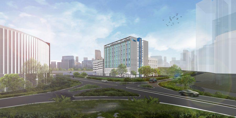 wecare architecture Mátyus CPG Malaysia Kuala Lumpur Singapore healing care healthcare hospital