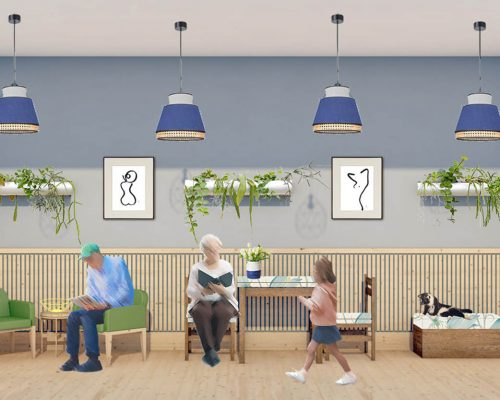 Care Facilities Dementia Friendly Care Home Renovation Prague Icon