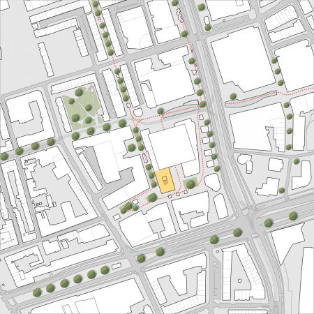 Liveable Cities Public Interior Rotterdam Site